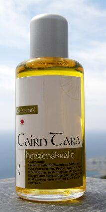 Herzenskraft - ein Edelsteinöl von Cairn Tara