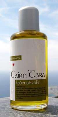 Lebenskraft - ein Edelsteinöl von Cairn Tara