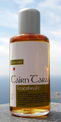 Feuerkraft - ein Edelsteinöl von Cairn Tara